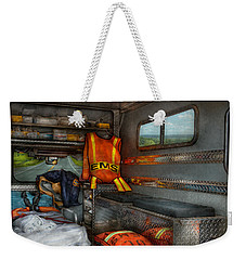 Rescue - Emergency Squad  Weekender Tote Bag