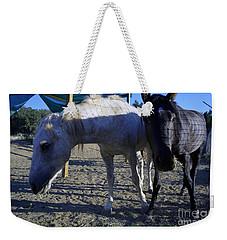 Rescued Mustangs Weekender Tote Bag