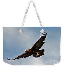 Resolute Weekender Tote Bag by Bob Hislop