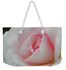 Weekender Tote Bag featuring the photograph Resplendent by Deb Halloran