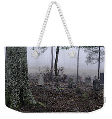 Weekender Tote Bag featuring the photograph Rest by Laura DAddona