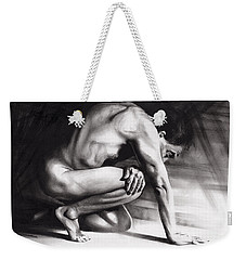 Resting Il Weekender Tote Bag by Paul Davenport