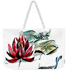 Resting Place Weekender Tote Bag by Bill Searle