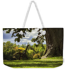 Resting Place For Mind And Body Weekender Tote Bag