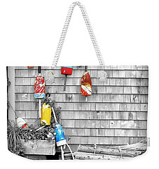 Retired Buoys Weekender Tote Bag