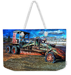 Retired Caterpillar Weekender Tote Bag