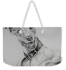 Retired Racer Weekender Tote Bag