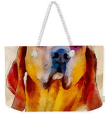 Retriever Weekender Tote Bag by Greg Collins