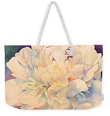 Retro Petals Weekender Tote Bag