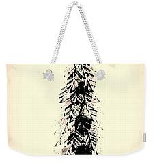 Retro Xmas Weekender Tote Bag