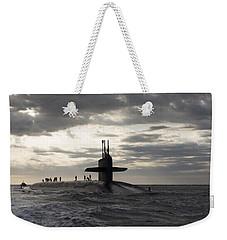 Return From The Sea Weekender Tote Bag