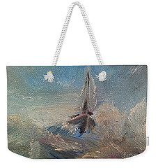 Return To Shores Weekender Tote Bag