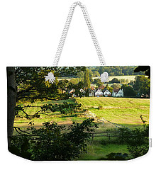 Returning Home Weekender Tote Bag by Connie Handscomb