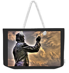 Rev. Father William E. Corby C S C - Blessing The Troops Of The 88th New York Infantry Irish Brigade Weekender Tote Bag