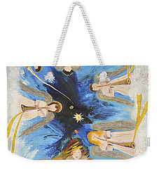 Revelation 8-11 Weekender Tote Bag