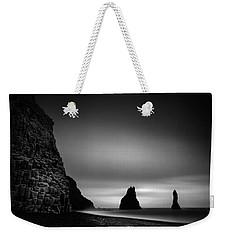 Reynisfjara Weekender Tote Bag by Ian Good