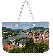 Rhine River Weekender Tote Bag