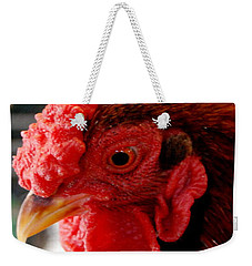 Rhode Island Red Weekender Tote Bag