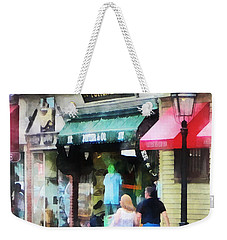 Rhode Island - Thames Street Newport Ri Weekender Tote Bag
