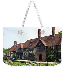 Weekender Tote Bag featuring the photograph Rhs Garden - Wisley by Jayne Wilson