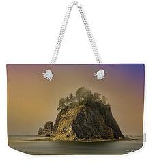 Rialto Beach - Little James Island Weekender Tote Bag
