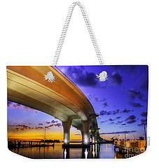 Ribbon In The Sky Weekender Tote Bag by Marvin Spates
