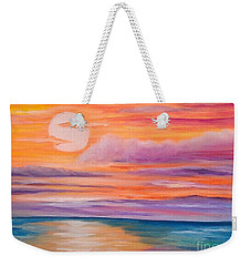 Ribbons In The Sky Weekender Tote Bag