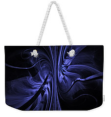 Ribbons Of Time Weekender Tote Bag by GJ Blackman