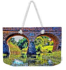 Richmond Bridge Weekender Tote Bag by Wallaroo Images