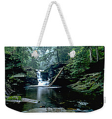 Ricketts Glen Falls 016 Weekender Tote Bag