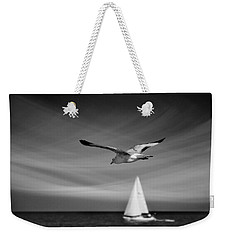 Ride The Wind Weekender Tote Bag by Laura Fasulo