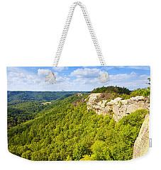 Ridge Top View Weekender Tote Bag