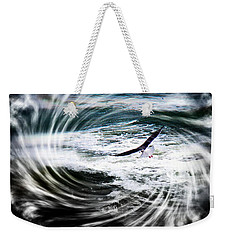Riding The Wind Weekender Tote Bag
