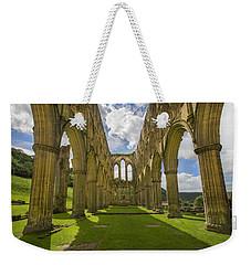 Rievaulx Abbey Weekender Tote Bag