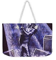 Riff Weekender Tote Bag by Jack Malloch