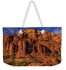 Weekender Tote Bag featuring the photograph Right Here Right Now by Mark Myhaver