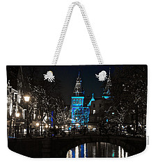 Rijksmuseum In Blue Weekender Tote Bag