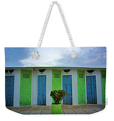 Rimini Beach Panorama Weekender Tote Bag