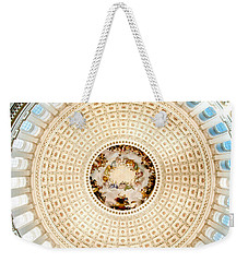 Ring Around The Capitol Weekender Tote Bag
