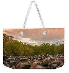 Ringing Rock Weekender Tote Bag