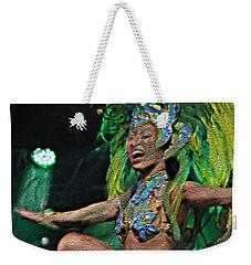 Rio Dancer I A Weekender Tote Bag