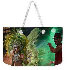 Rio Dancer II A  Weekender Tote Bag