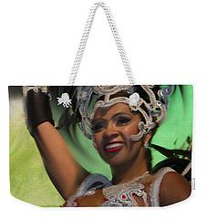 Rio Dancer Iv A Weekender Tote Bag