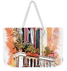 Riposo Weekender Tote Bag by Greg Collins