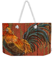 Rise And Shine Weekender Tote Bag by Jean PLout