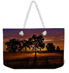 Rise Weekender Tote Bag by Robert Geary