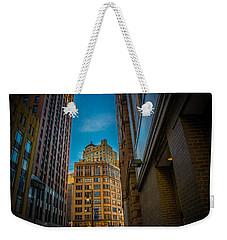 Rising Above Weekender Tote Bag