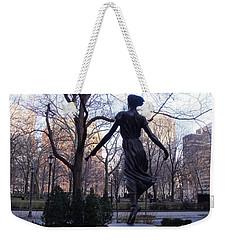 Rittenhouse Square At Dusk Weekender Tote Bag