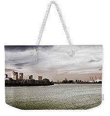 River Bend Weekender Tote Bag by Mark Rogan