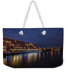 River Colors Weekender Tote Bag